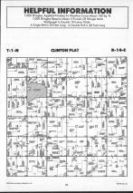 Clinton T1N-R14E, Rock County 1990 Published by Farm and Home Publishers, LTD